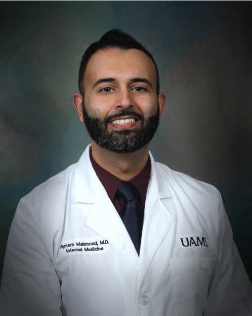 Aysam Mahmoud, M.D.