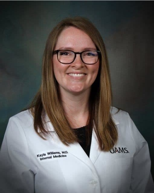 Kayla Williams, M.D.