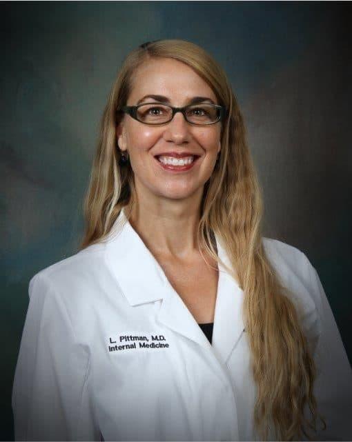 Leah Pittman, M.D.
