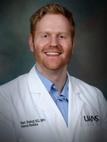 Mark Shelnutt, M.D., MPH