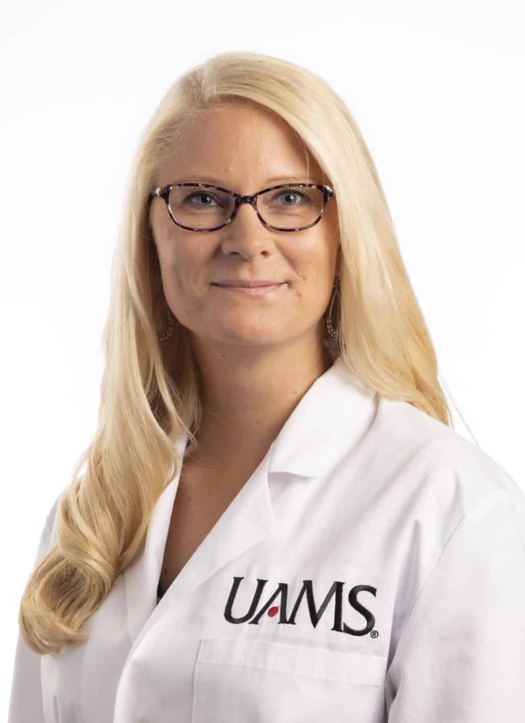 Hanna Jensen, M.D., Ph.D.