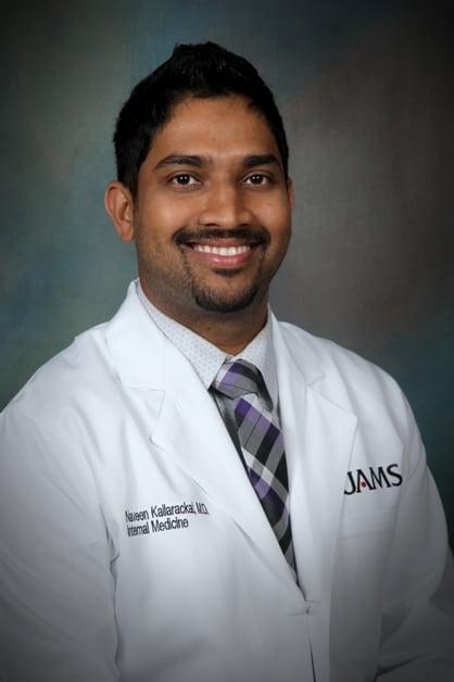 Naveen Kallarackal, M.D.