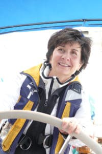Dr. Linda Worley Sailing